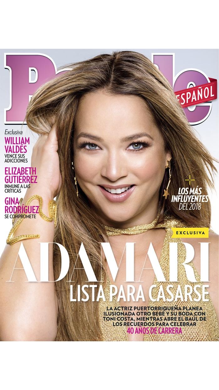 PEOPLE EN ESPAÑOL Magazine Screenshot