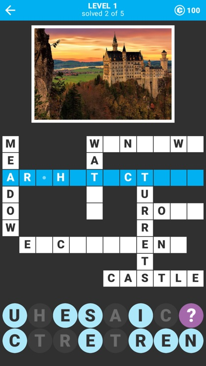 Mom's Crossword with Pics 2 screenshot-3