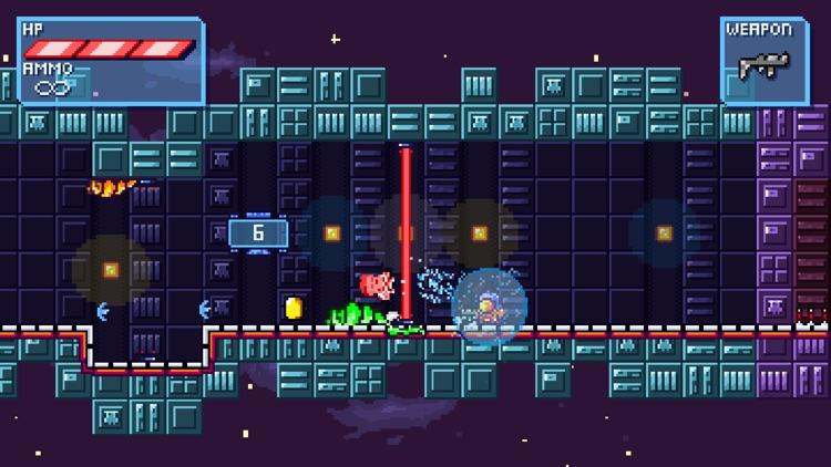 Deep Space | Space-Platformer screenshot-4