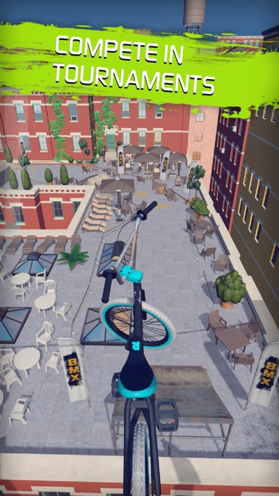 Touchgrind BMX 2 screenshot #5