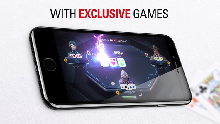 Real Money Poker on iPad