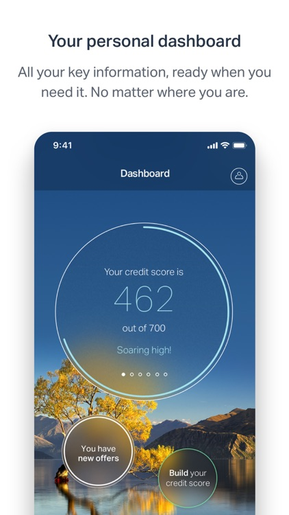 ClearScore - credit tracker