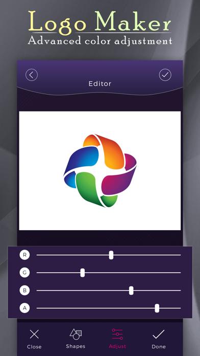 Logo Creator : Best Logo Maker screenshot two