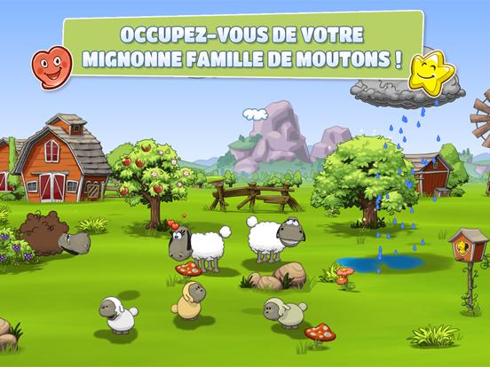 Screenshot #4 pour Clouds & Sheep 2