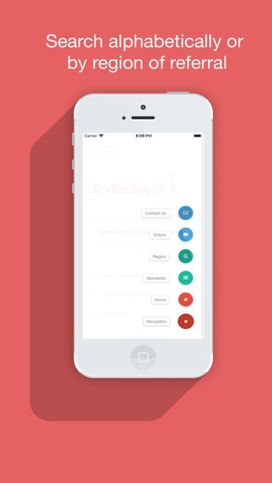 Screenshot for Dry Needling 101 in Denmark App Store