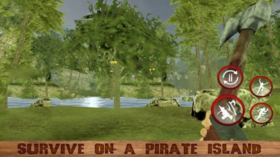Fighting Survice:Wild Island screenshot one