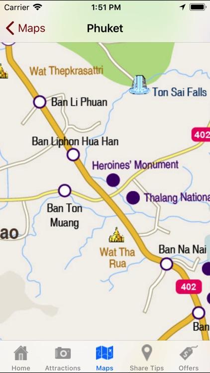 DiscoveryTH – Thailand Travel screenshot-3