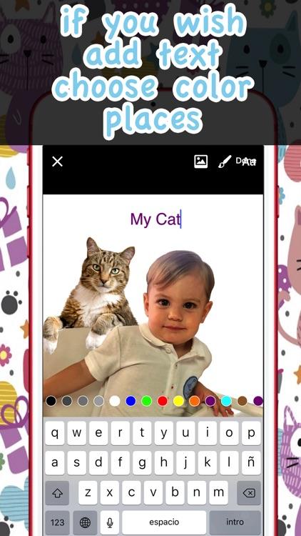 Cats in your photos screenshot-3