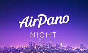 AirPano Night – Aerial Screensavers