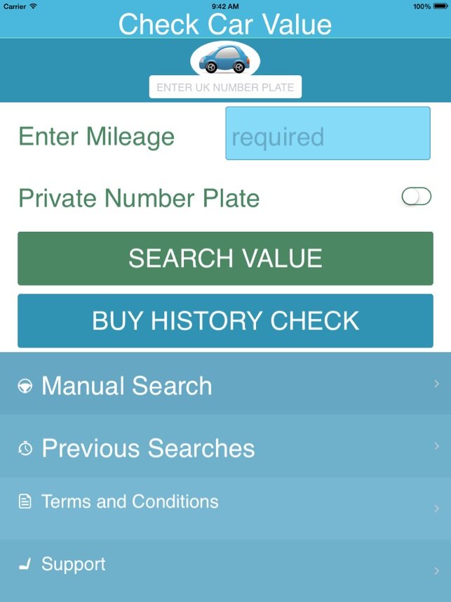 Check Car Value And Valuations On The App