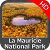 La Mauricie NP HD GPS charts