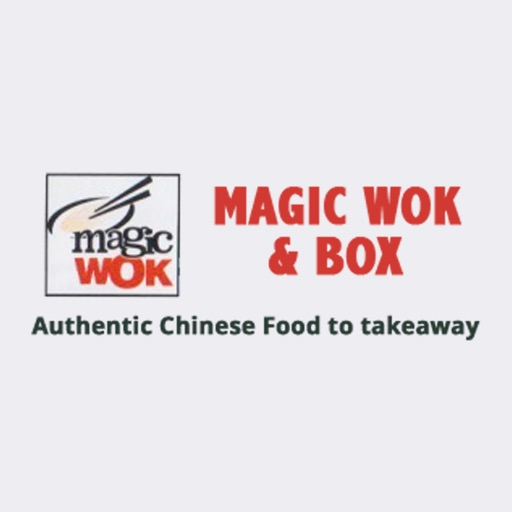 Magic Wok And Box