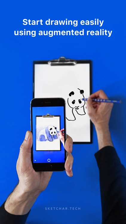 SketchAR: how to draw with AR
