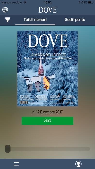 Dove Digital Edition review screenshots
