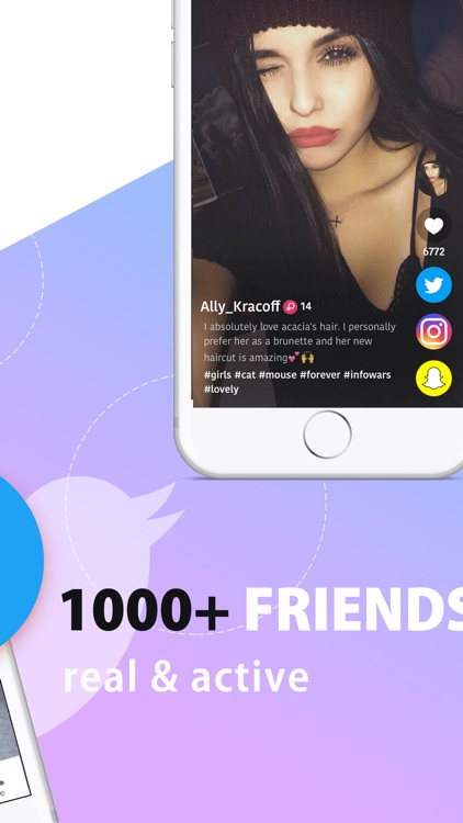 MakeFriends on Twitter - Add New Friends for Me