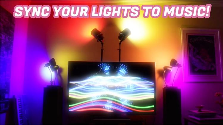 Light DJ for Hue & LIFX