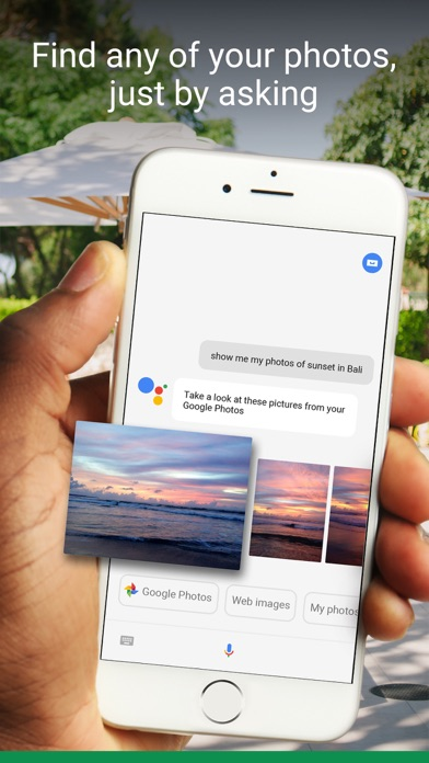 Screenshot for Google Assistant in United States App Store