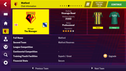 Football Manager 2019 Mobile Screenshot 3
