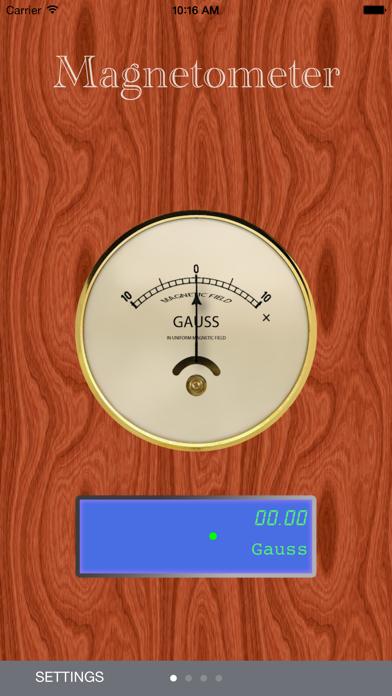 Magnetometer / Gaussmeterのおすすめ画像1