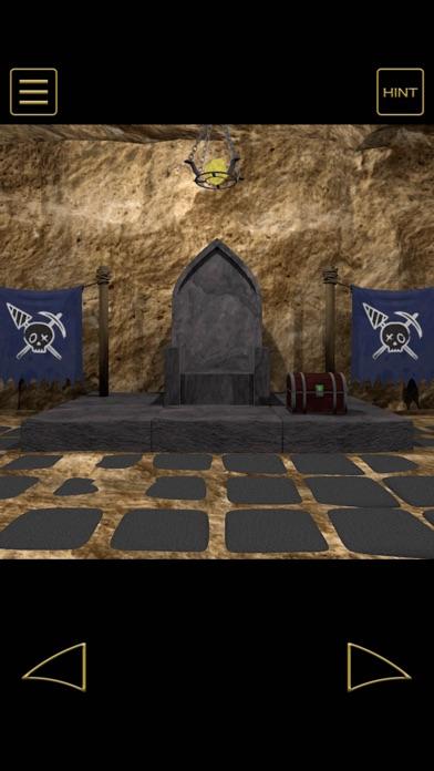 脱出ゲーム - 地賊団アジトからの脱出のスクリーンショット5