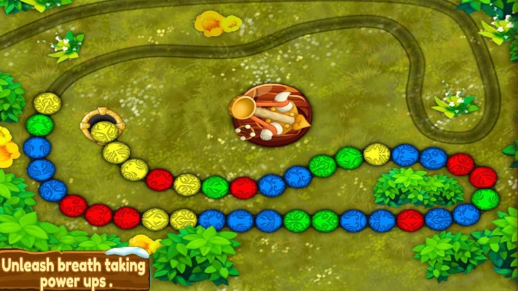 Magical Zuma Game 19