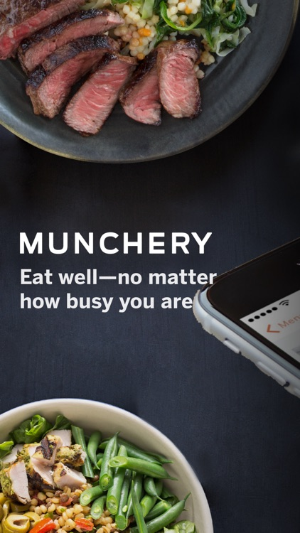Munchery - Fresh Food Delivery screenshot-0