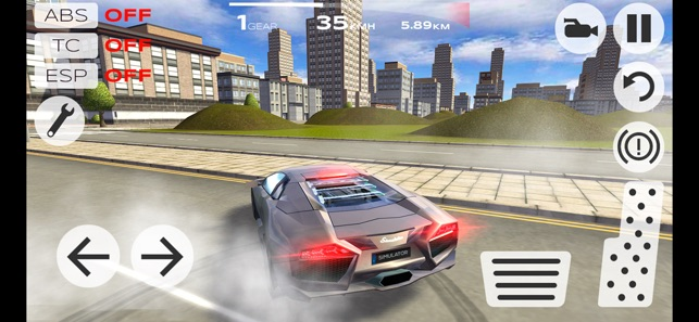 Car Simulator Games >> Extreme Car Driving Simulator On The App Store