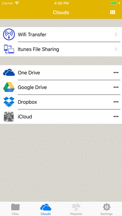 My Documents - File Manager screenshot 2