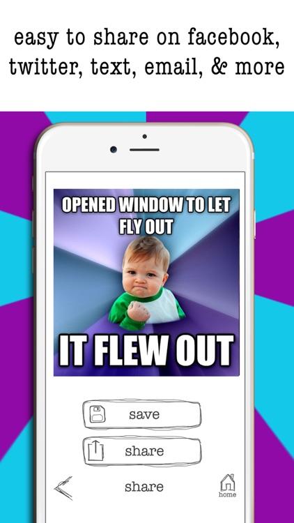 Easy Meme Maker- Funny Pics