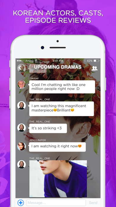 KDRAMA Amino for K-Drama Fans by Narvii Inc  (iOS, United