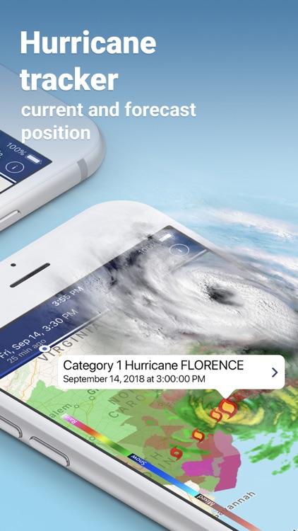 NOAA Weather Radar Live screenshot-6