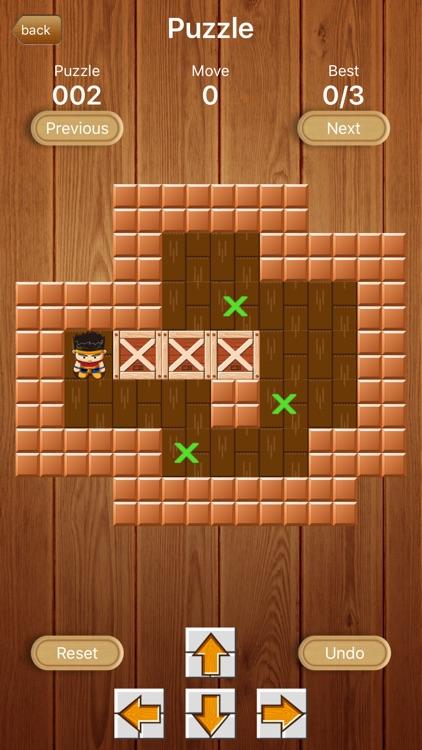 push box - casual puzzle game screenshot-3