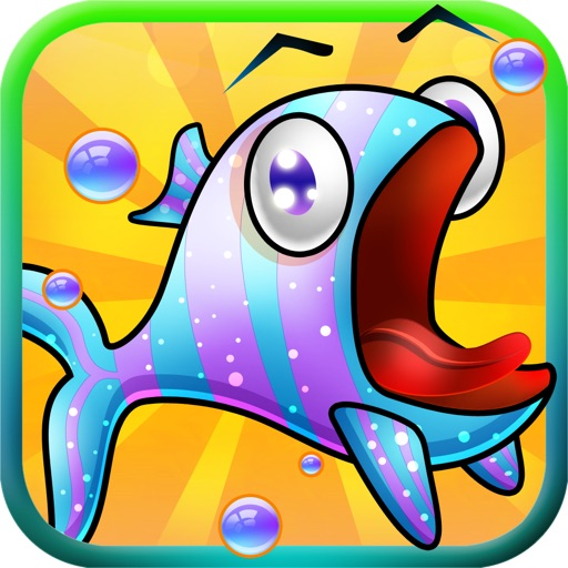 A Bubble Fish Shooter Adventure: Tap Mania Free iOS App