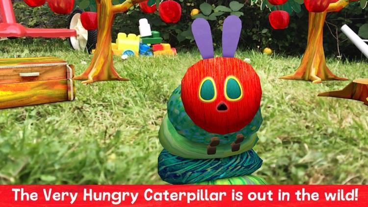 My Very Hungry Caterpillar AR screenshot-0