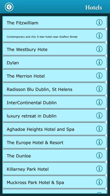 Ireland Travel - Guide screenshot-3
