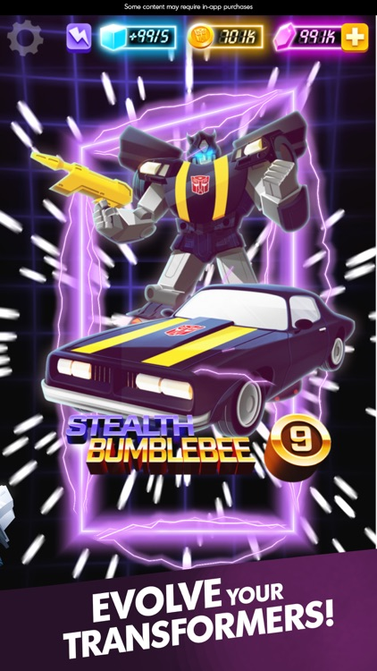 Transformers Bumblebee screenshot-6