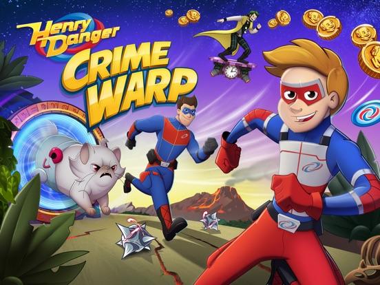 Henry Danger Crime Warp screenshot 6