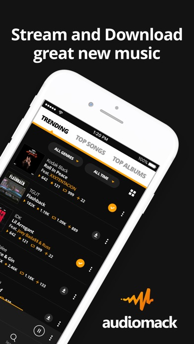 download Audiomack | Download Music apps 4