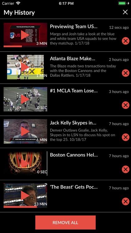 Lax Sports Network screenshot-3
