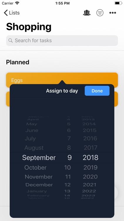 Planny 2 - Smart To Do List