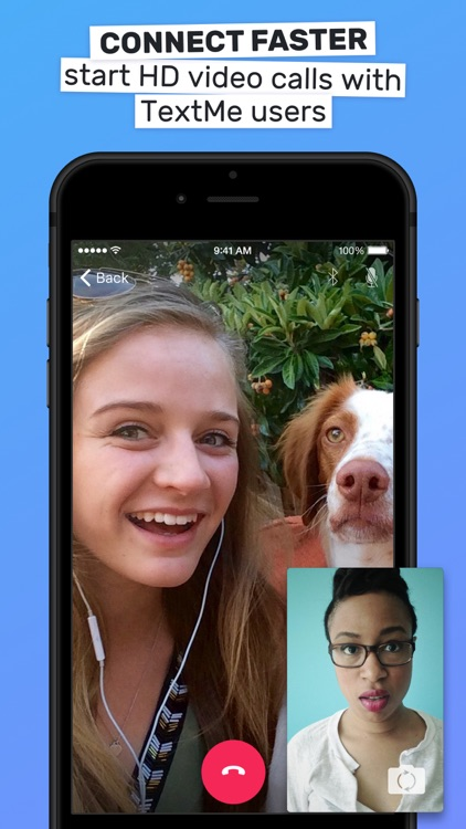Text Me! - Phone Calls + Text screenshot-4