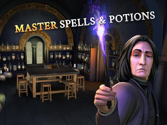 Harry Potter: Hogwarts Mystery screenshot 10