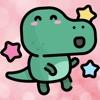 Small Dino's Life Stickers