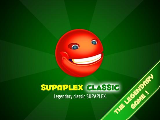 Supaplex на iPad