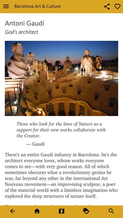 Barcelona Art & Culture screenshot-4