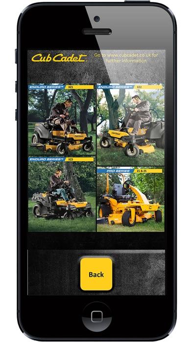 Cub Cadet UK screenshot three