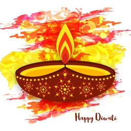 Diwali Stickers - Lamps, Fireworks & More