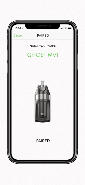 GHOST Vapes on the App Store