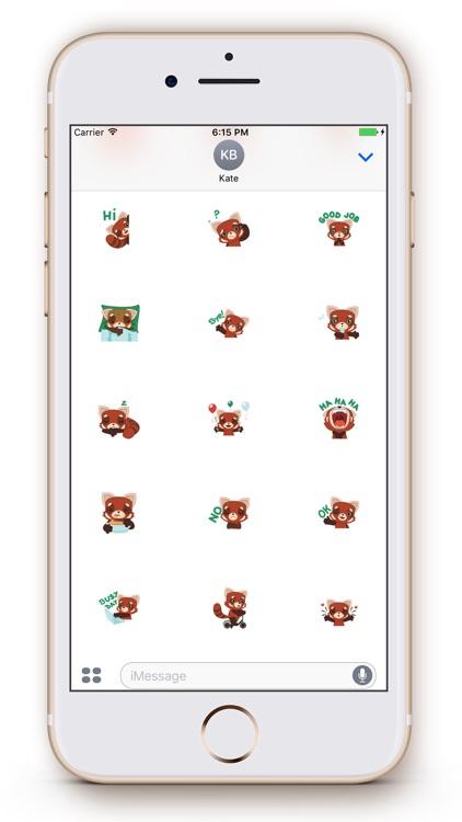 Fox Emoji Stickers
