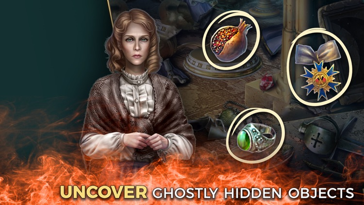 Haunted Legends: Cursed Gift